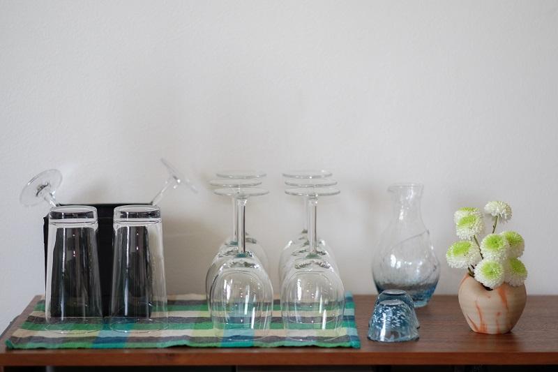 グラスの画像