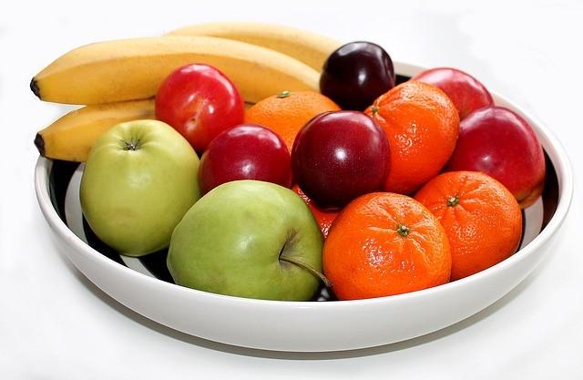 果物の盛り合わせ